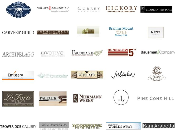 Some of the most famous jewelry brands jewelry stores for Home decor brands