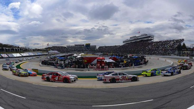 And then there were 8: NASCAR TV schedule for Martinsville Speedway | FOX Sports