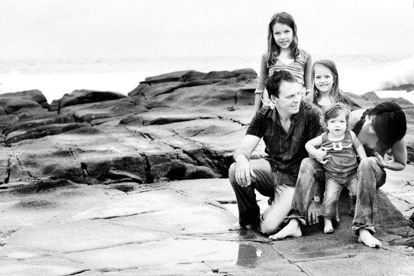 Family beach photo...