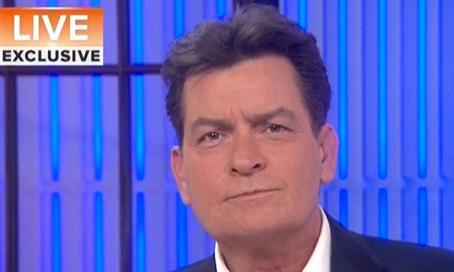 Charlie Sheen confirms he is HIV positive in bombshell interview