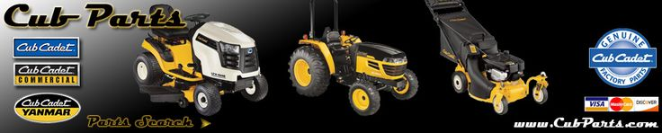 cub cadet parts, cub parts, cub cadet tractor parts, cub cadet mower parts, cub cadet snow blower parts, cub cadet parts diagrams, discount cub cadet parts - http://www.cubparts.com