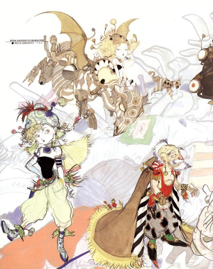 Final Fantasy VI Retrospective: Simply The Best - Kotaku