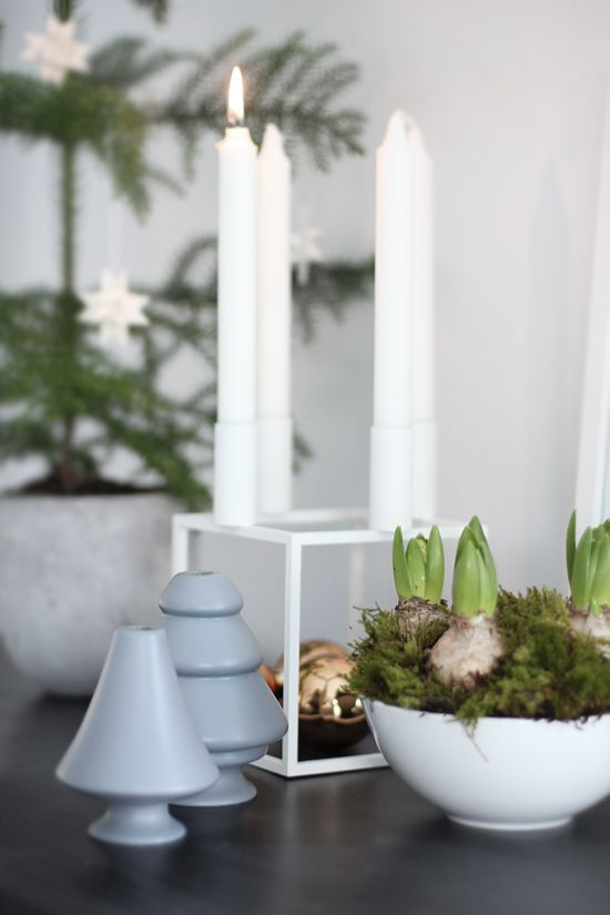 Via Stylizimo | Nordic Christmas Decorations