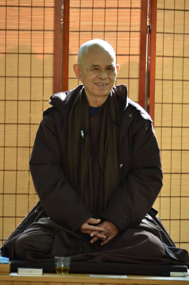 Master Thich Nhat Hanh