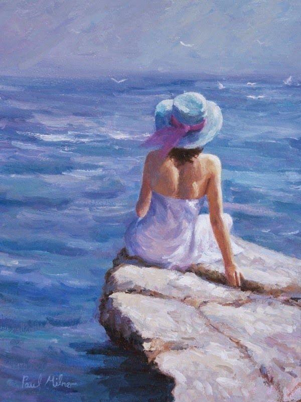 Paul Milner: Across The Sea
