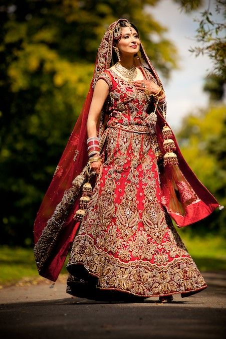 Absolutely fascinated with the colors and textures of Indian bridal clothing. via Beautiful Indian Brides on Tumblr
