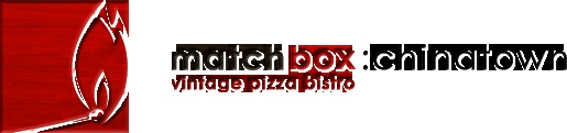 Matchbox: Capitol Hill | vintage pizza bistro - highly recommended