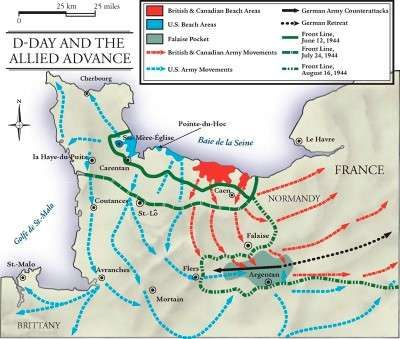 D Day Invasion Map 17 Best images about W...