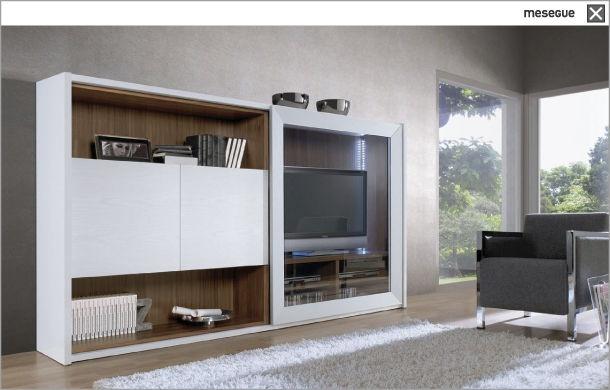 M s de 25 ideas incre bles sobre mueble compacto en for Mueble compacto tv