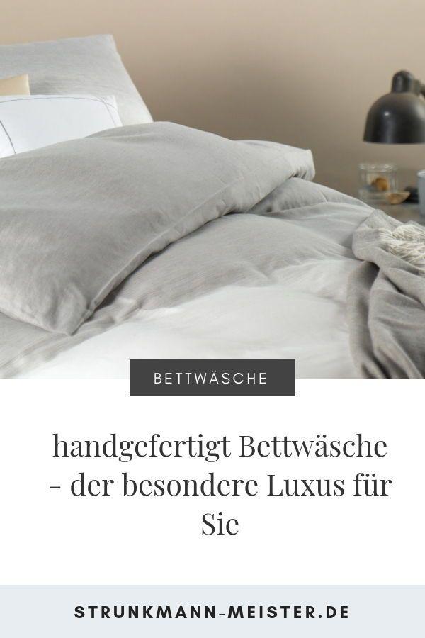 Strunkmann Meister De Ihre Edle Bettwasche Bettwasche Aus