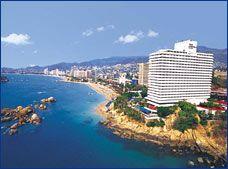 .: Distancias :. Fiesta Americana Villas Acapulco