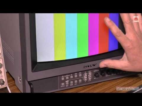 ESTUDIO DE TV   Formatos de Video Analógico