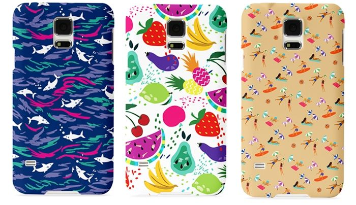 Korean unique phone case artshare by wiggle wiggle studio