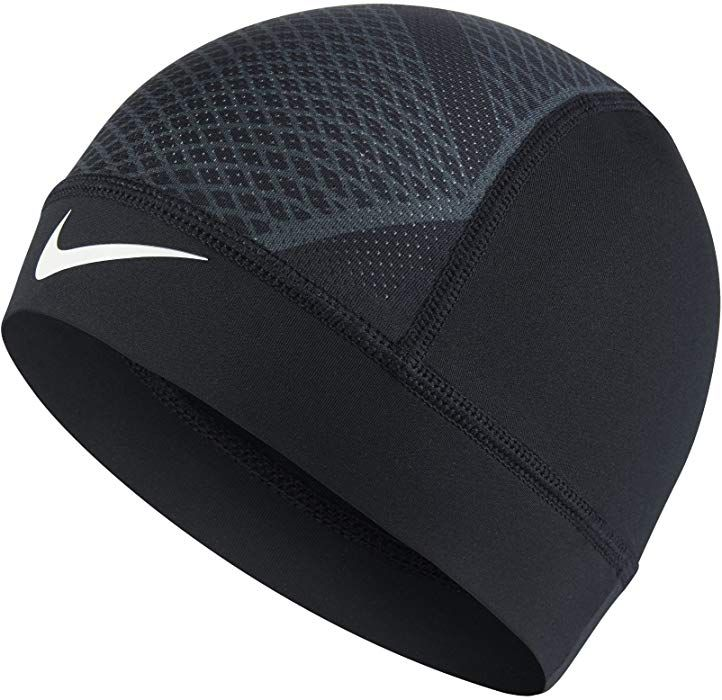 8f233095771fd Amazon.com  The Nike Pro Hypercool Vapor 4.0 Skull Cap is made with  sweat-wicking stretch fabric and mesh panels to help keep you dry and cool.