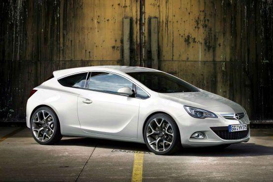 2017 Opel Astra GTC
