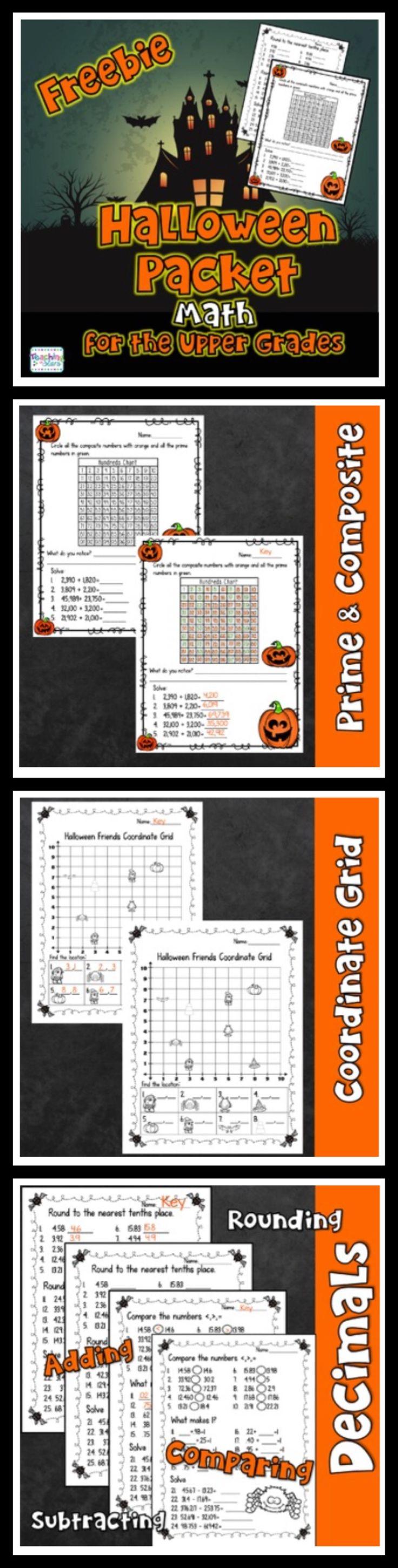 The 25 best rounding decimals worksheet ideas on pinterest halloween math worksheet robcynllc Image collections