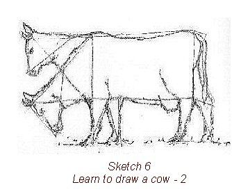 This tutorial will show you that just by using a few simple shapes that anyone can manage, you can learn to draw literally anything you want to