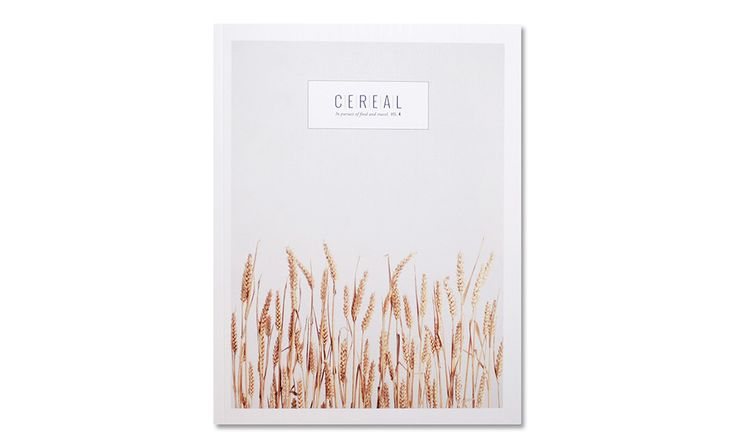 Cereal Issue Nº4 | HUH.