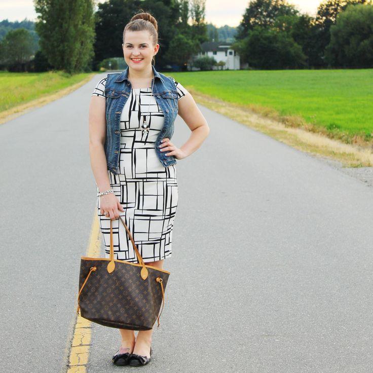 @pinkandpolished {one dress, three ways: casual}