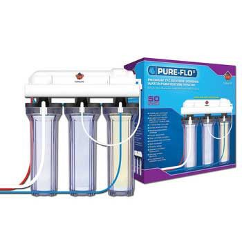 Cl Pure Flo Ro Unit 50 Gpd 3 Canister