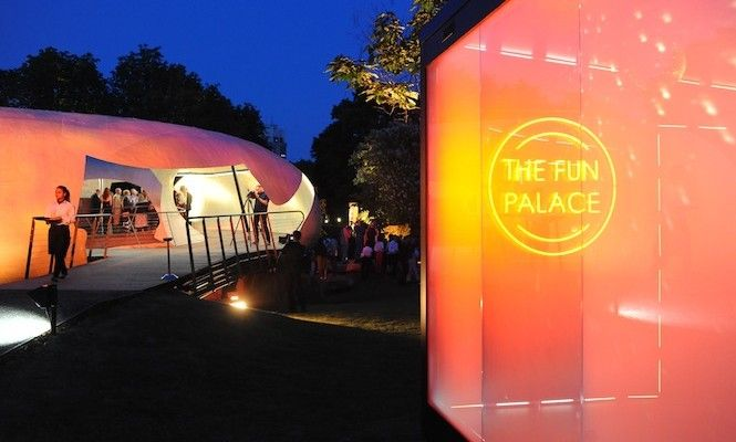 The Vinyl Factory's new touring 'laboratory of sound' premiers at Serpentine Summer party – The Vinyl Factory