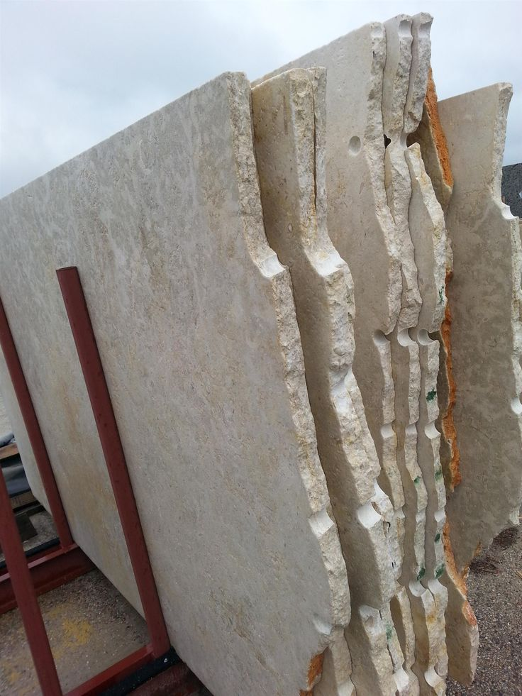 Jerusalem Limestone- countertop slab