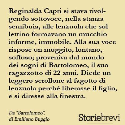 Emiliano Buggio, Bartolomeo