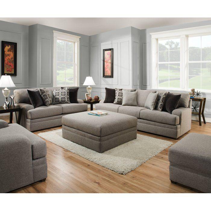 Nice Living Room Furniture Sets: Elienor Modern Configurable Living Room Set
