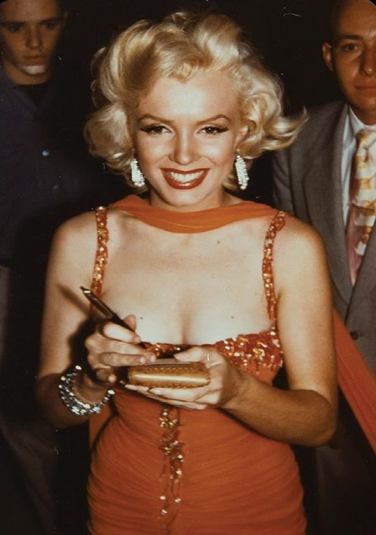 "marilynmonroevideoarchives: "" Marilyn Monroe """