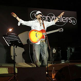 storytellers 30 settembre 2005 #buonsangue #lorenzocherubini #jovanotti