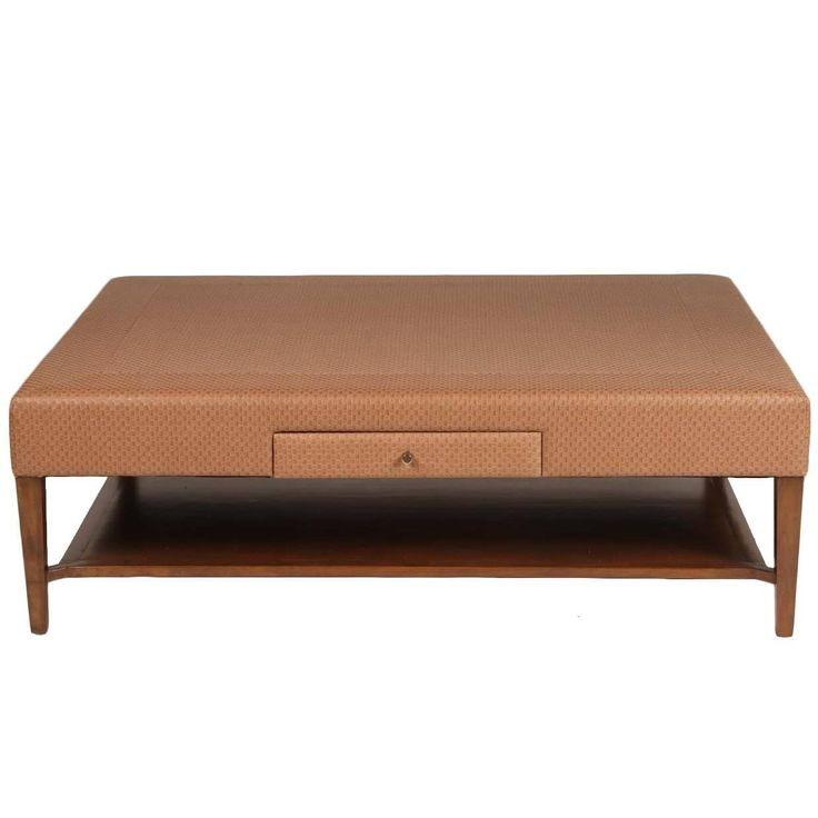 78+ Ideas About Upholstered Coffee Tables On Pinterest
