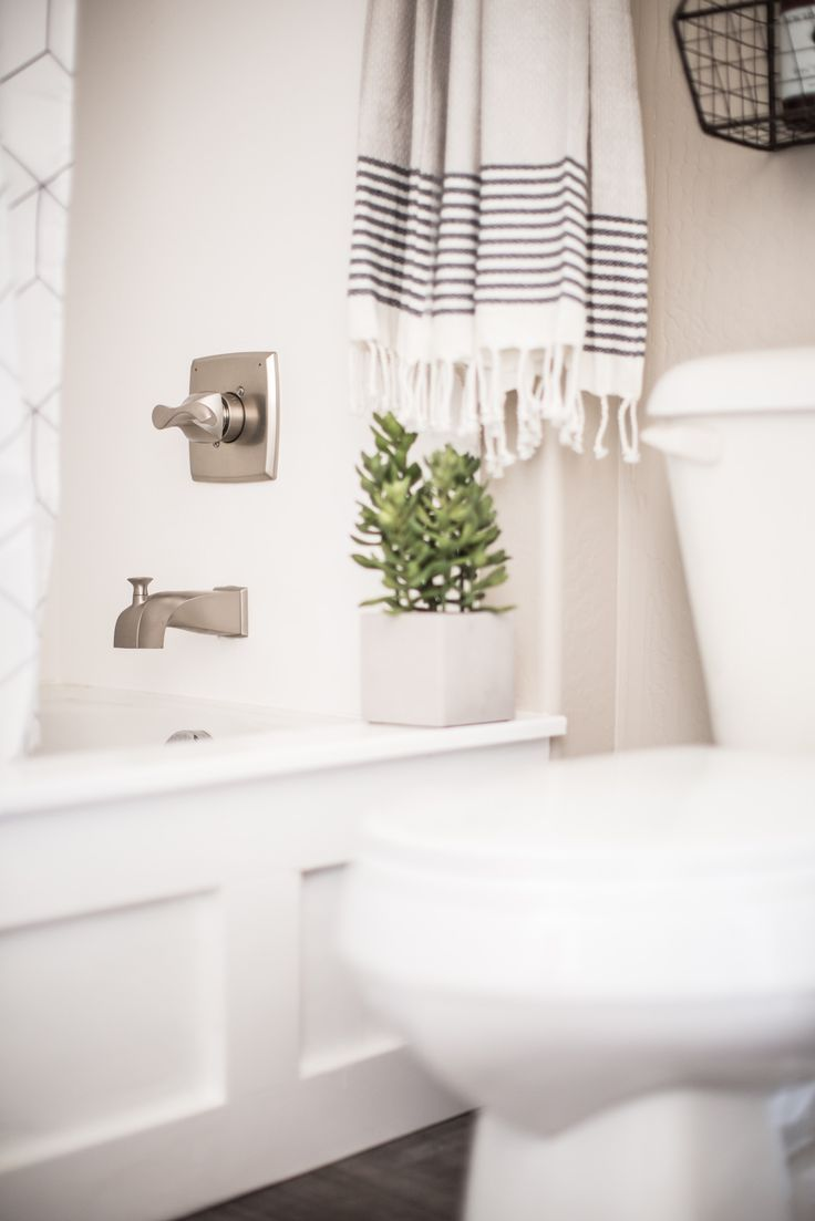 A Detailed Bathroom Update in One Weekend | Just Destiny with @homedepot #homedepot
