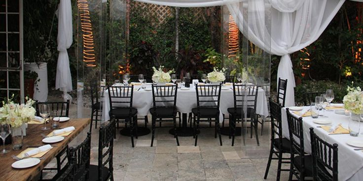 16 best intimate wedding dinner images on pinterest for Best intimate wedding venues