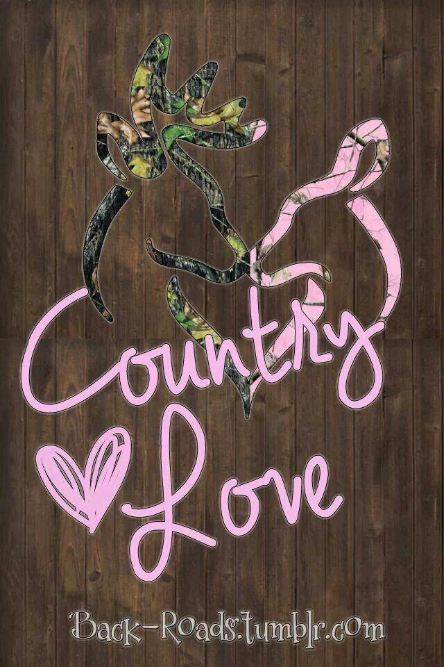 country Girl Love Wallpaper : 17 Best images about love mossy on Pinterest Pink mossy oak, Hunting girls and country girls
