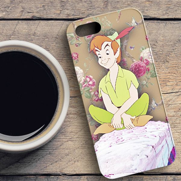 Amina And Peter iPhone SE Case | casefantasy