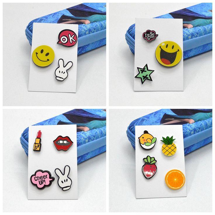 Fashion Pin Sets for Women