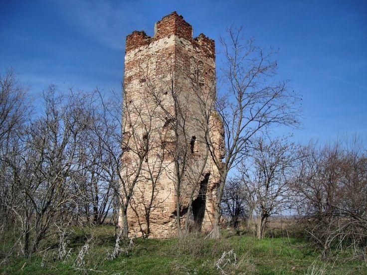 Hetyei templomrom a 13. századból -Ádánd