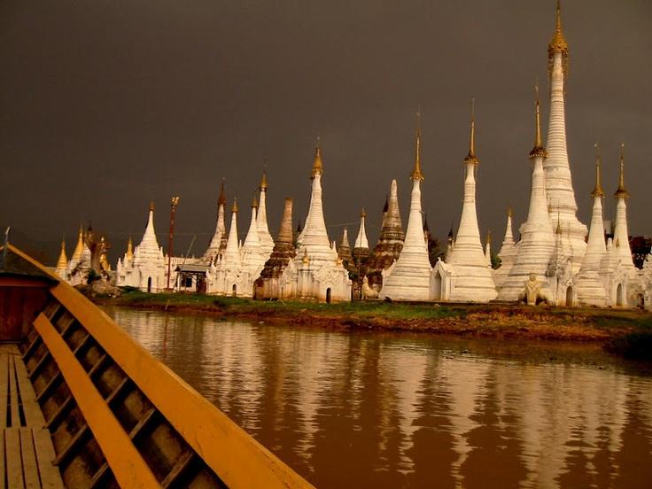 Myanmar Trulli