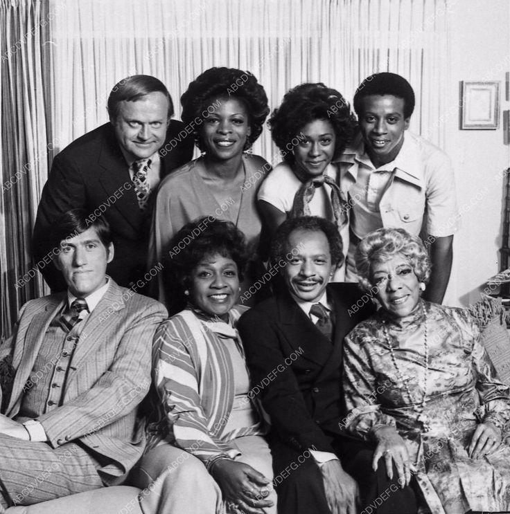 photo Isabel Sanford Sherman Hemsley Marla Gibbs TV show The Jeffersons 3355-30