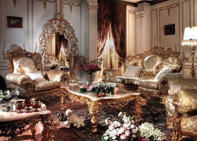 42 best decor luxury italian style images on pinterest for Italian living room ideas