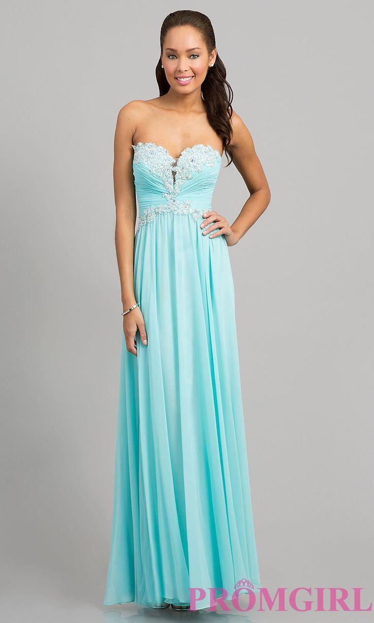 203 best ~Formal Dresses~ images on Pinterest | Nice dresses, Cute ...