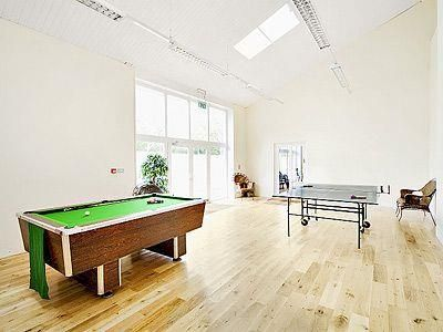 Games room | Poulston House, Hayloft, Higher Poulston - Wisteria House - Higher Pouls, Harbertonford, near Totn