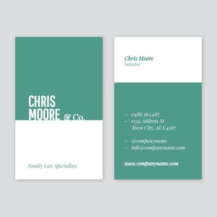 Customizable Business Card Templates - DIY in minutes Biz Card