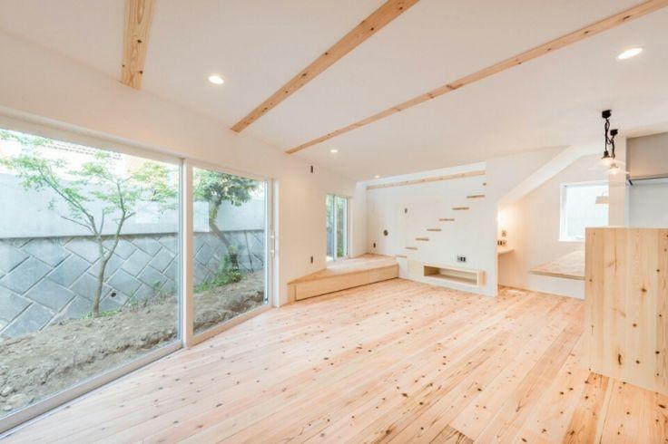 お家のお気に入りポイント無垢とコルクの床 | 25坪等身大の小さなお家 ーローコストで、納得のいくお家ー