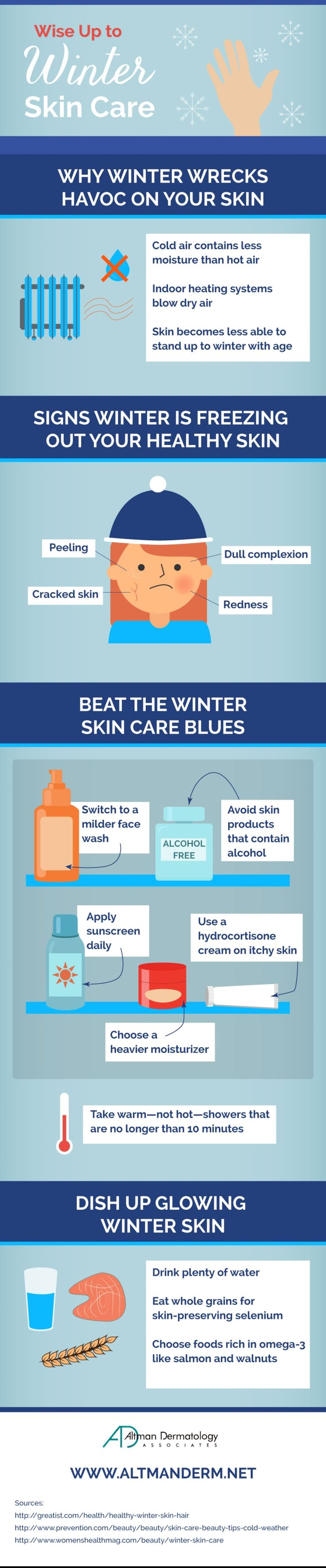Winter Season Skin Care Tips