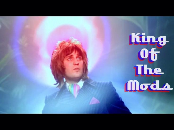 The Mighty Boosh - King of The Mod Wolves