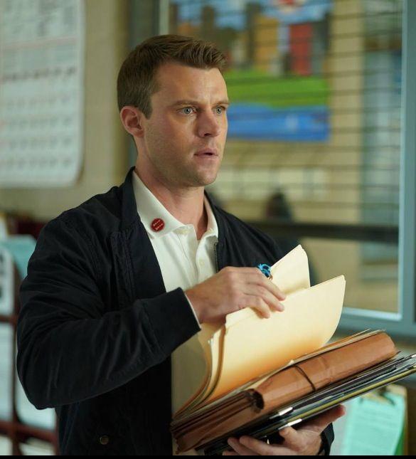 Chicago Fire- Jesse Spencer (Lt.Matt Casey)