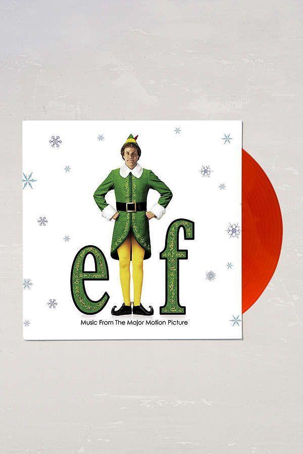 Slide View: 1: Various Artists - Elf Soundtrack Limited LP
