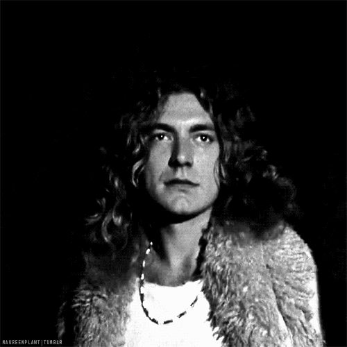 Robert Plant: image from T.S.R.T.S