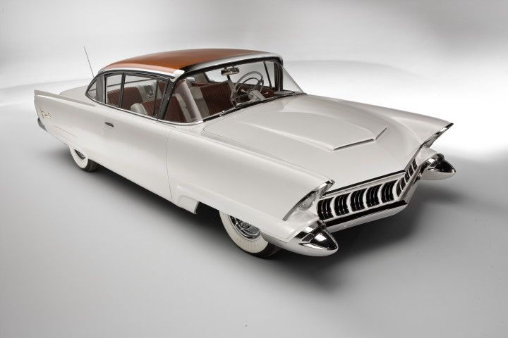 1954 Mercury XM-800 - Only a few prototypes were ever made.